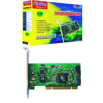 Upgrade version RocketRAID1520