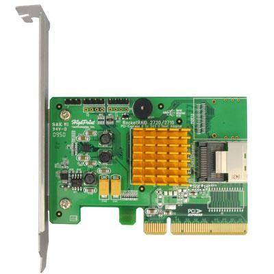 4-port Sas Raid 6 Adapter