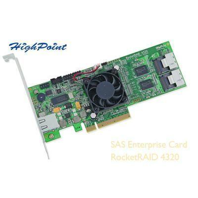 8 Port SAS RAID Controller