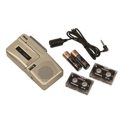 Rca Microcassette Recorder Slv