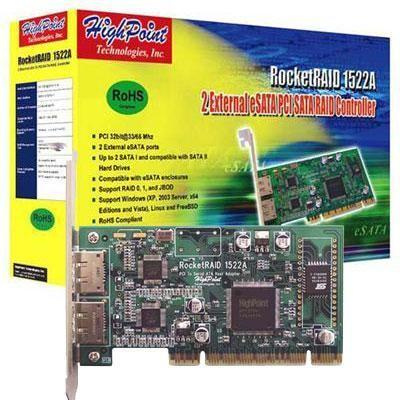 RocketRaid 1522A