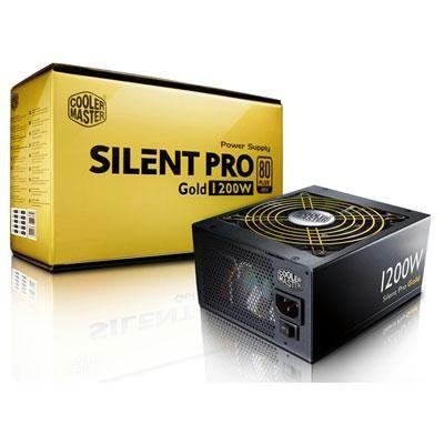 1200w Silent Pro Modular Psu