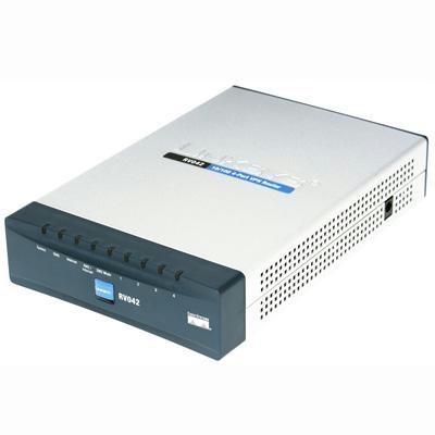 Cable/dsl Vpn Router W/4-pt Sw