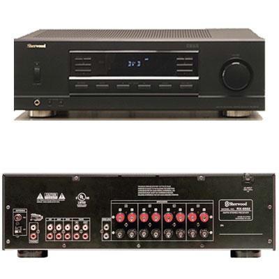 4chnl Stereo W/switching Recvr