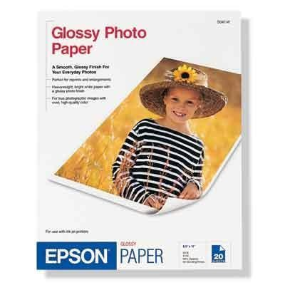 Photo Paper Super B 20 Pk