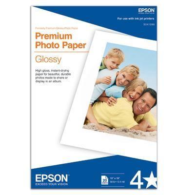 Glossy Photo Paper Super B Siz