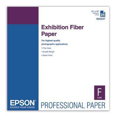 Exhibition Fiber Paper 13x19