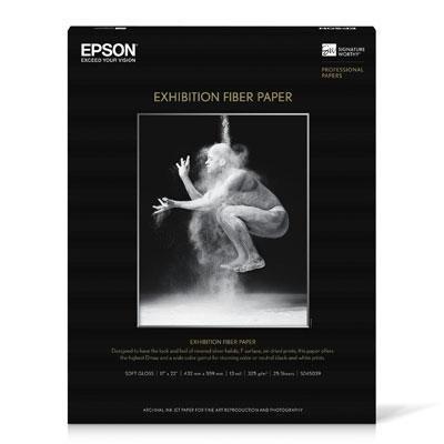 Exhibition Fiber Paper 17x22