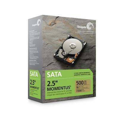 """500GB 2.5"""" Int SATA"""