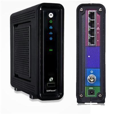 Surfboard Docsis 3.0 Wireless