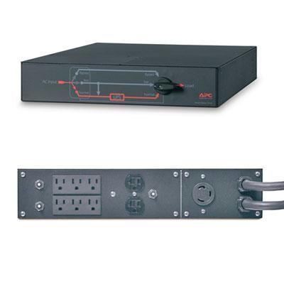 Service Bypass Panel- 100-120v