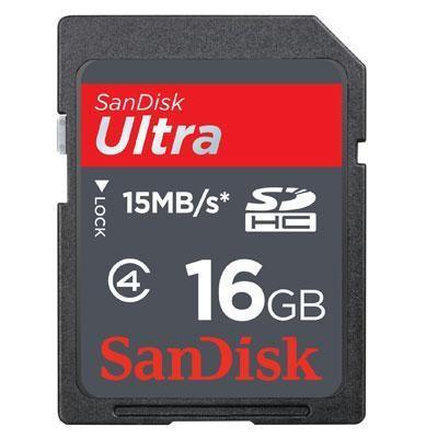 16gb Ultra Sdhc Card