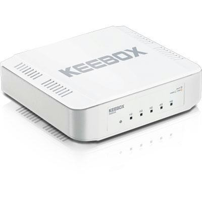 5-port 10/100/1000mbps Switch