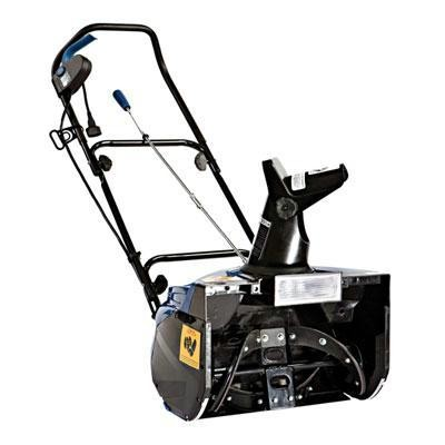 "18"" Elec Snow Thrower W Light"