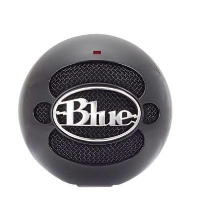 Snowball USB Mic - Black