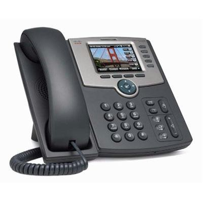 5-line Ip Phone With Color Dis