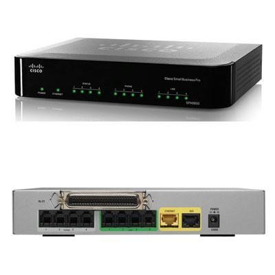 Ip Telephony Gateway With 4 Fx
