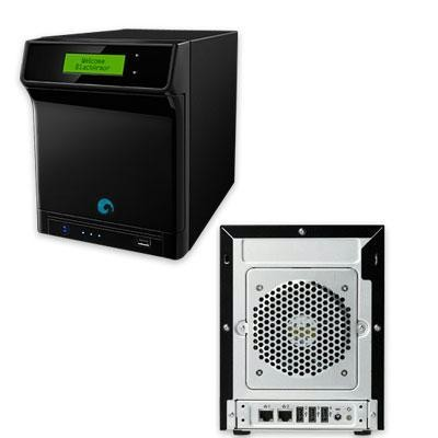 Blackarmor Nas400 Storage Srvr