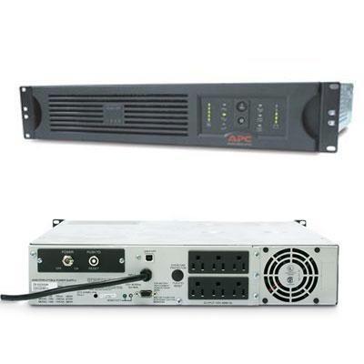 1500va Smart-ups Rm 2u 120v