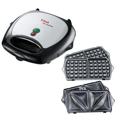 EZ Clean Sandwich Waffle Maker