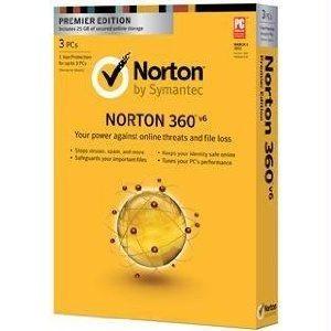 Norton 360 Premier 7.0 1u/3pc