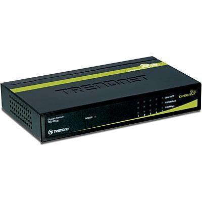 5-port 10/100/1000mbps Gb Swtc