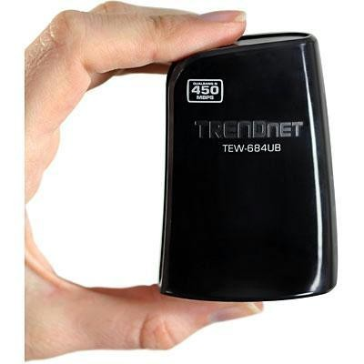 Wireless N 450 Usb Adapter
