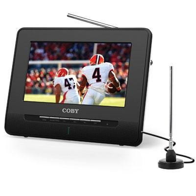 "9"" Atsc Digital Portable Tv"