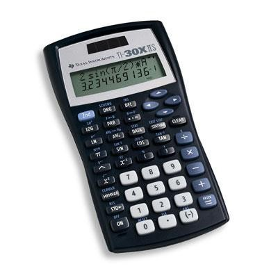 Ti-30x Iis Scientific Calc