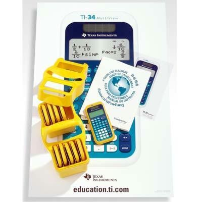 Ti-34 Multi View Teacher Kits