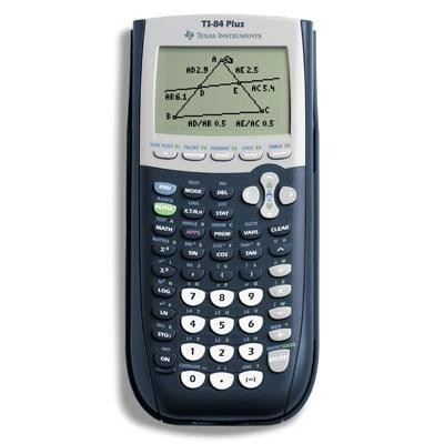 Ti-84 Plus Graphics Calculator