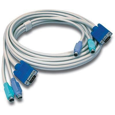 10' Kvm Cable(male-to-male)