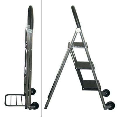 Cts 3 Step Ladder & Hand Cart