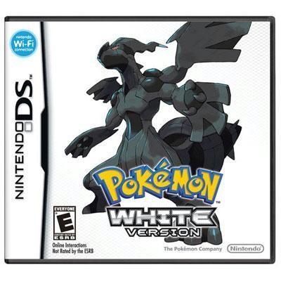 Pokemon White Version Ds