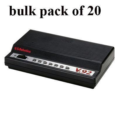 External 56k Faxmodem Var Pack