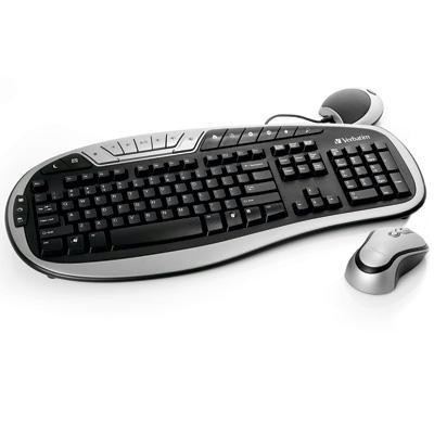 Wireless Keyboard/mouse Blk