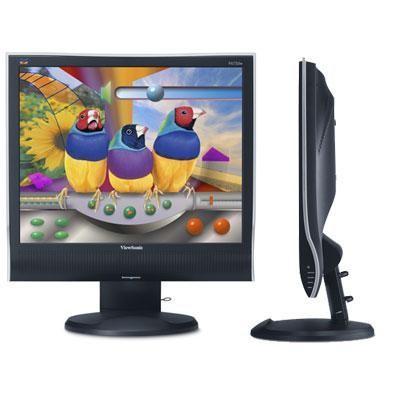 "17\"" 1280x1024 Blk LCD/ Speaker"