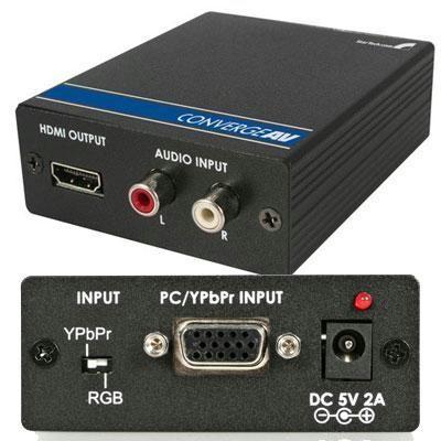 Vga/hd Format Converter