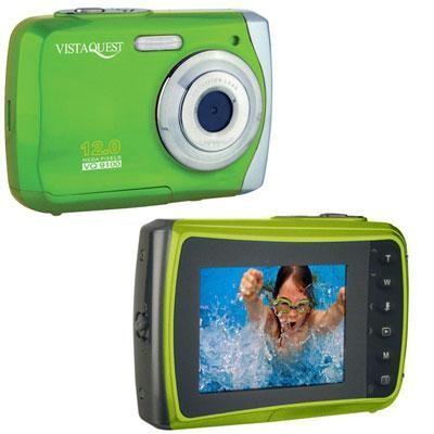Vq-9100 12mp Wp Cam Green