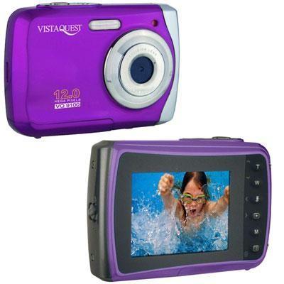 Vq-9100 12mp Wp Cam Purple