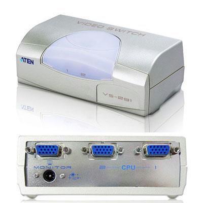 2-port Video Switch