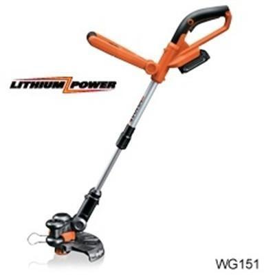 WX 18V Li-IonGrassTrimmer 10in