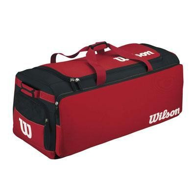 Wilson Team Bag Scarlet