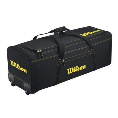 Wlsn Catcher Bag On Wheels Bk