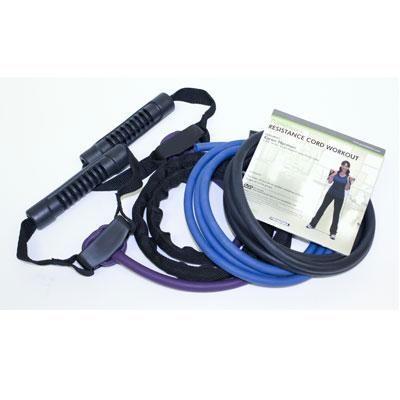 Zenzation Resist.cord 6pc Kit