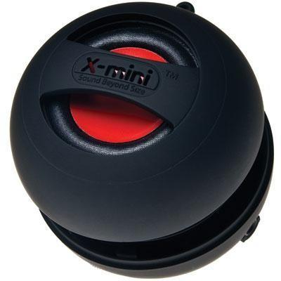 Xmini Capsule Speaker Blk