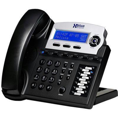 X16 6-line Phone Ch