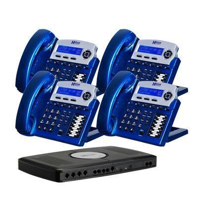 X16 4-bundle Vivid Blue