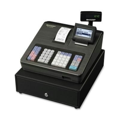 Cash Register Black