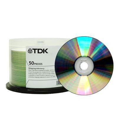 Cd-r 80 Min 700mb 52x 50 Pack